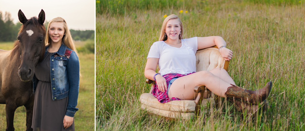 Senior Session Accessories Example