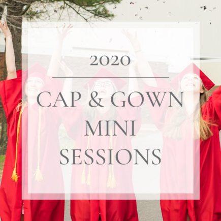 2020 Cap & Gown Mini Sessions